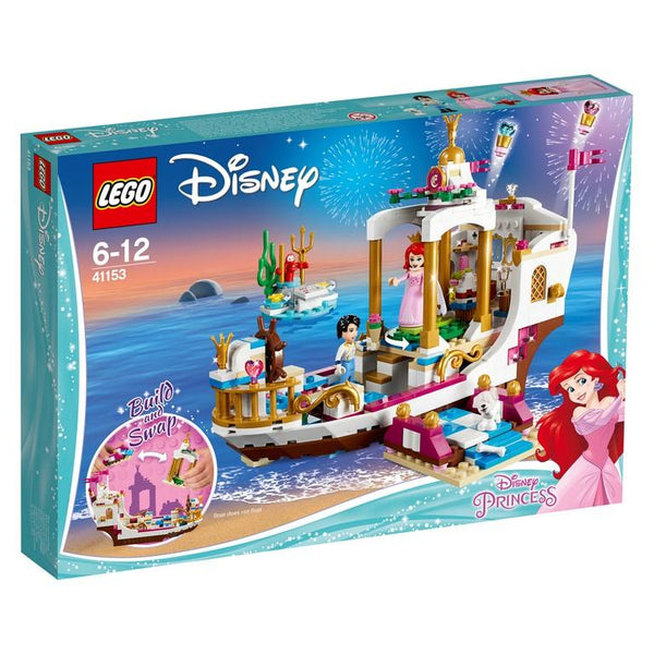 41153 Ariel's Royal Celebration Boat - LEGO® Bricks World