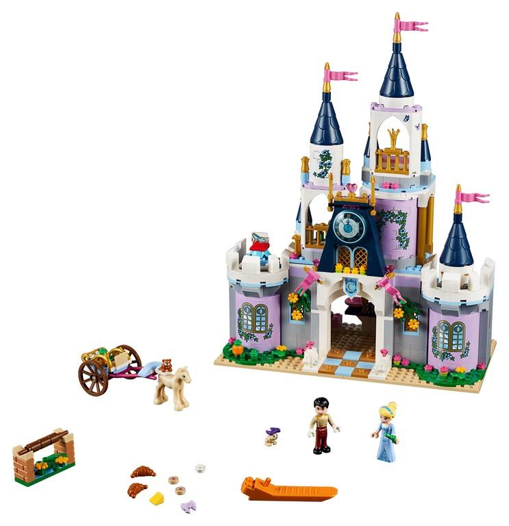 41154 Cinderella's Dream Castle - LEGO® Bricks World