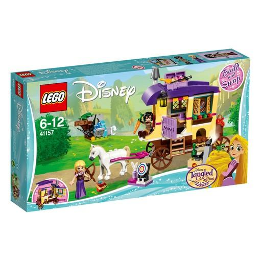 41157 Rapunzel's Traveling Caravan - LEGO® Bricks World