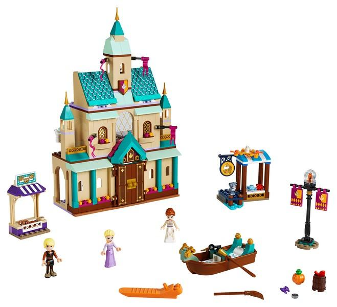 41167 Arendelle Castle Village - LEGO® Bricks World