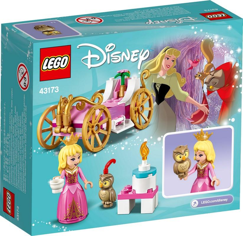 43173 Aurora's Royal Carriage - LEGO® Bricks World