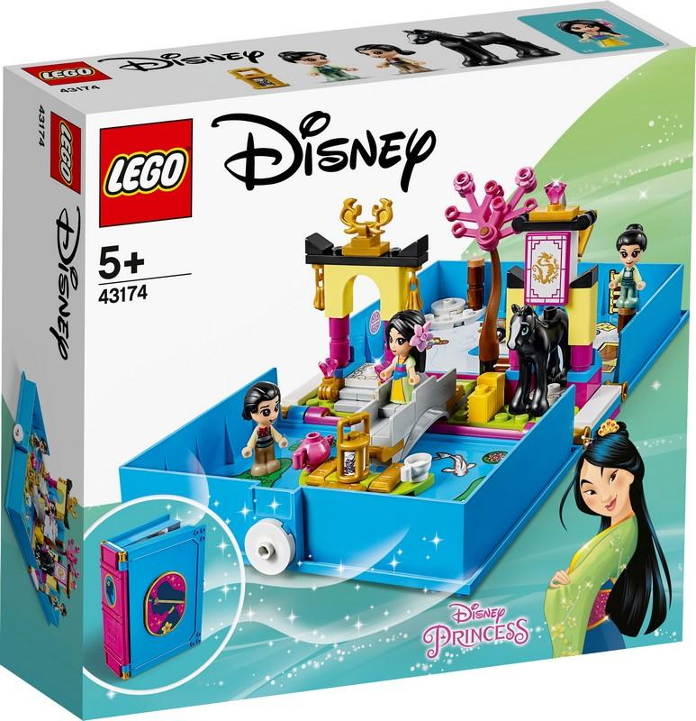 43174 Mulan's Storybook Adventures - LEGO® Bricks World
