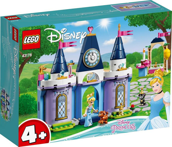 43178 Cinderella's Castle Celebration - LEGO® Bricks World
