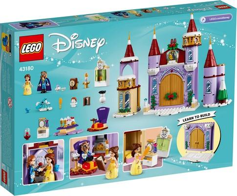 LEGO® Disney Princess™ - 43180 Belle's Castle Winter Celebration