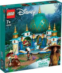 LEGO® Disney Princess™ - 43181 Raya And The Heart Palace