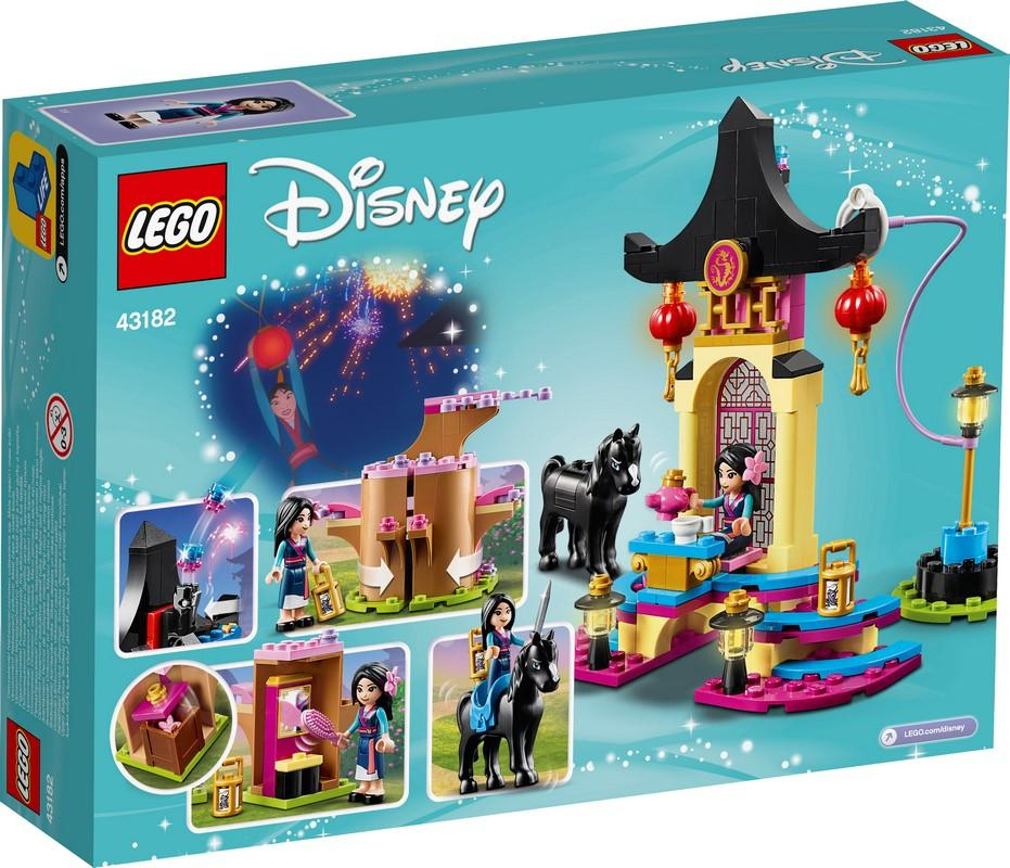43182 Mulan's Training Grounds - LEGO® Bricks World