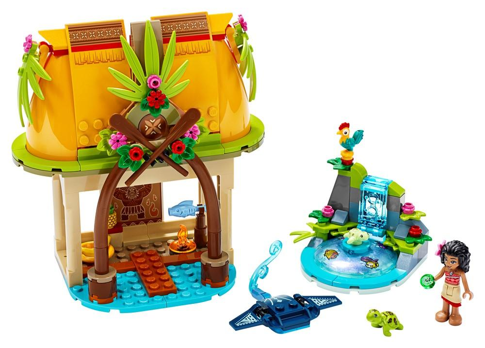 43183 Moana's Island Home - LEGO® Bricks World