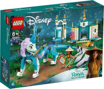 LEGO® Disney Princess™ - 43184 Raya And Sisu Dragon