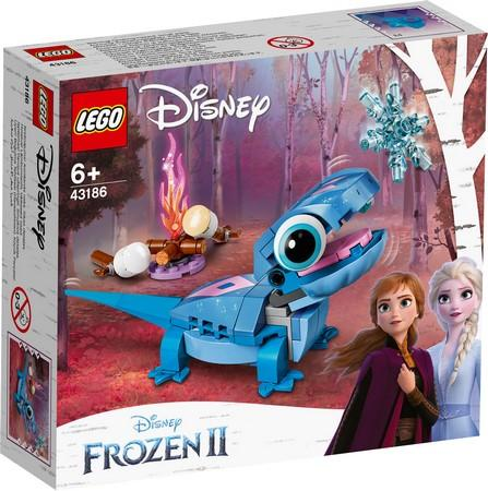 LEGO® Disney Princess™ - 43186 Bruni The Salamander Buildable Character