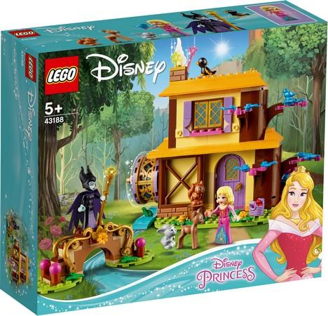 LEGO® Disney Princess™ - 43188 Aurora's Forest Cottage