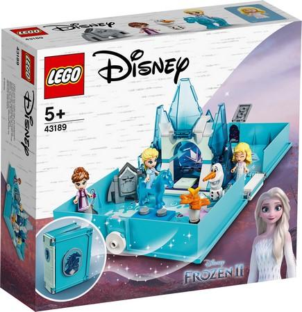LEGO® Disney Princess™ - 43189 Elsa And The Nokk Storybook Adventures