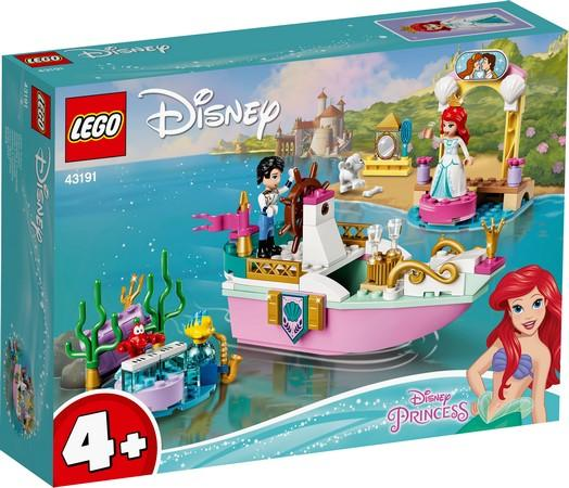 LEGO® Disney Princess™ - 43191 Ariel's Celebration Boat