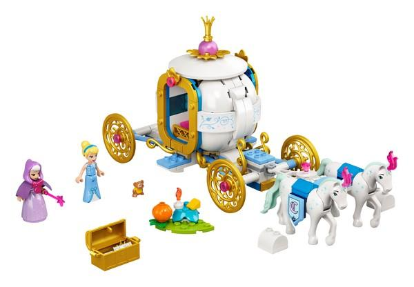 LEGO® Disney Princess™ - 43192 Cinderella's Royal Carriage