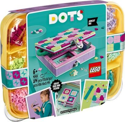 LEGO® DOTS - 41915 Jewelry Box