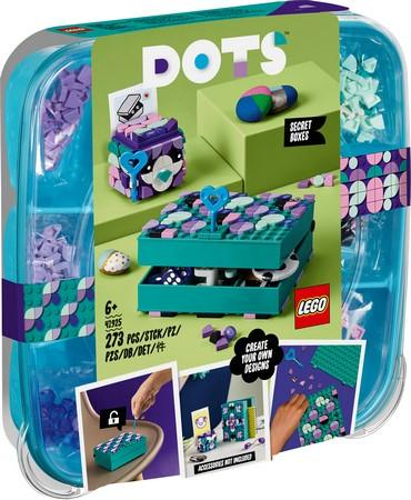 LEGO® DOTS - 41925 Secret Boxes