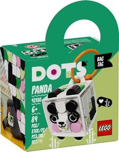LEGO® DOTS - 41930 Bag Tag Panda