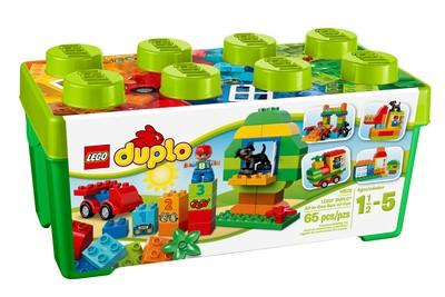 10572 LEGO® DUPLO® All-in-One-Box-of-Fun - LEGO® Bricks World
