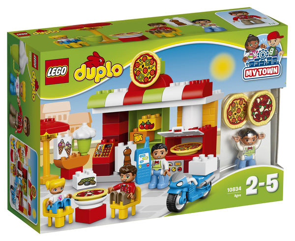 10834 Pizzeria - LEGO® Bricks World