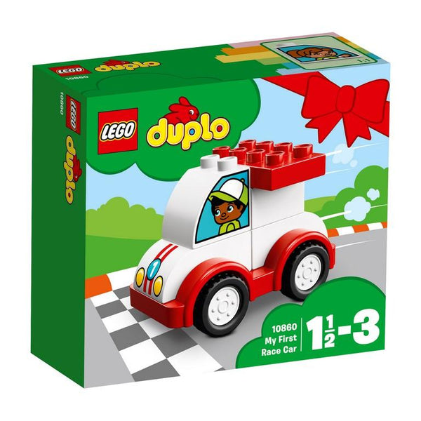 10860 My First Race Car - LEGO® Bricks World