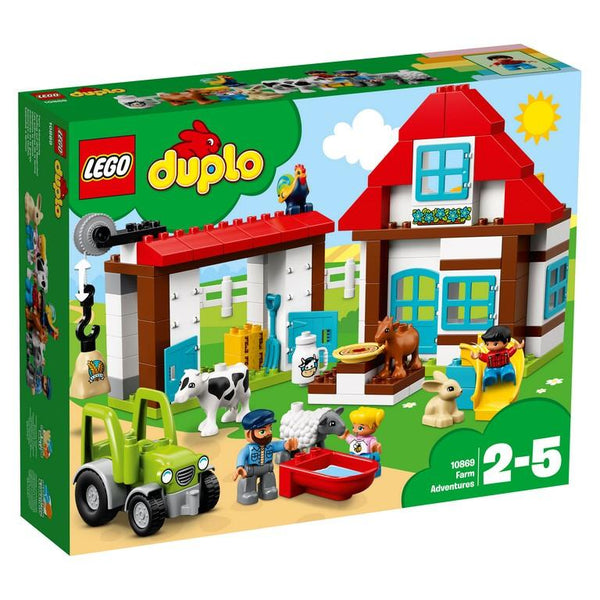 10869 Farm Adventures - LEGO® Bricks World