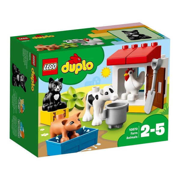 10870 Farm Animals - LEGO® Bricks World