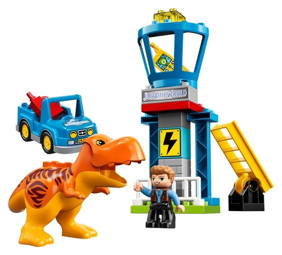 10880 T. rex Tower - LEGO® Bricks World