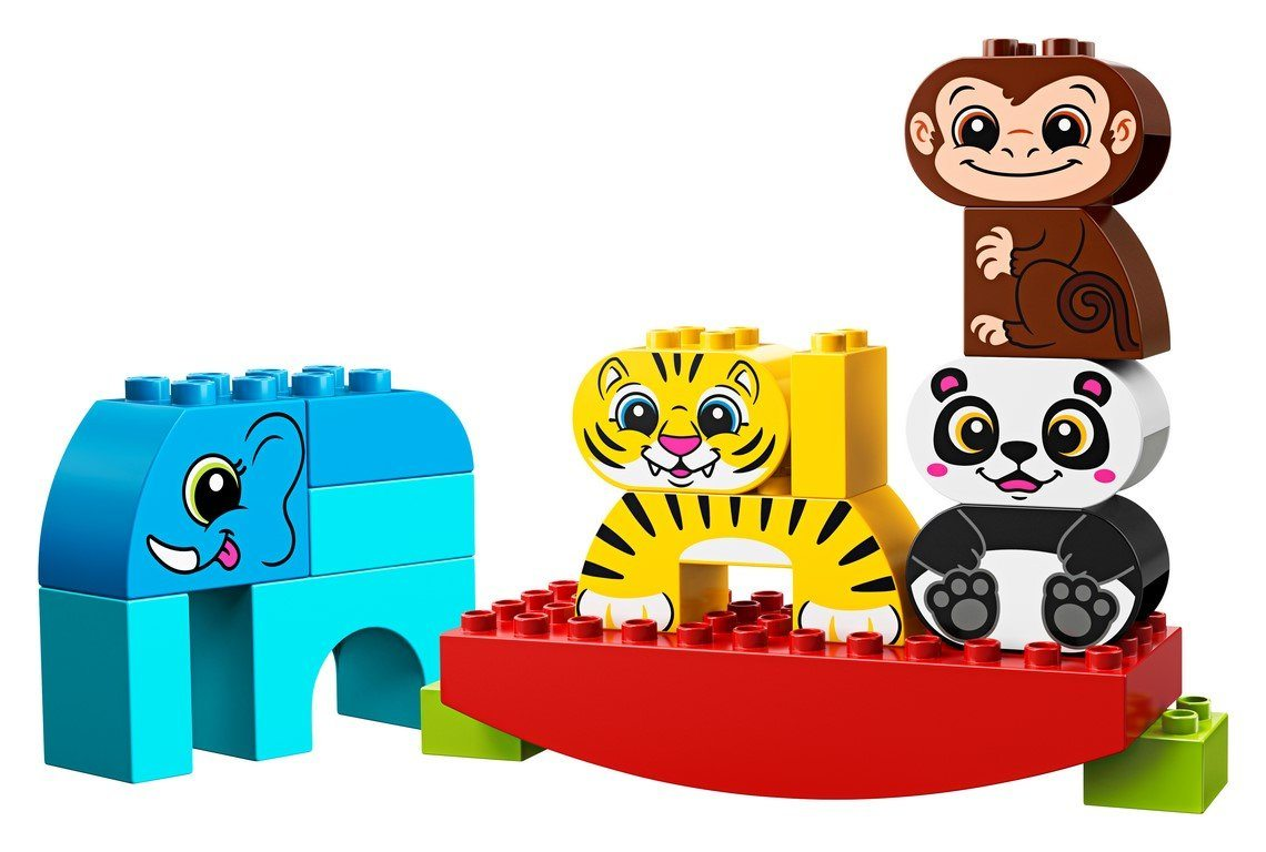 10884 My First Balancing Animals - LEGO® Bricks World