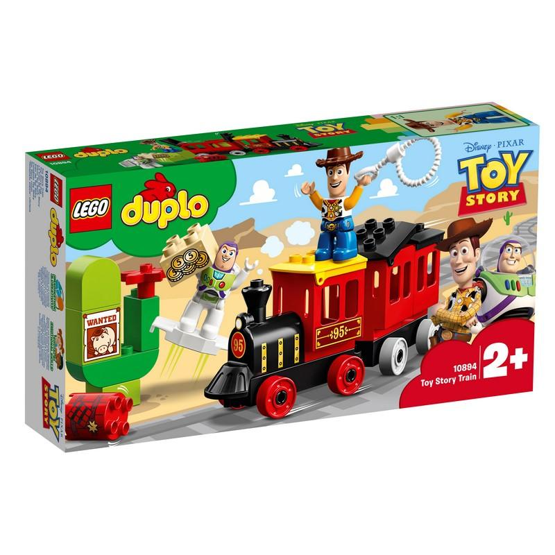 10894 Toy Story Train - LEGO® Bricks World