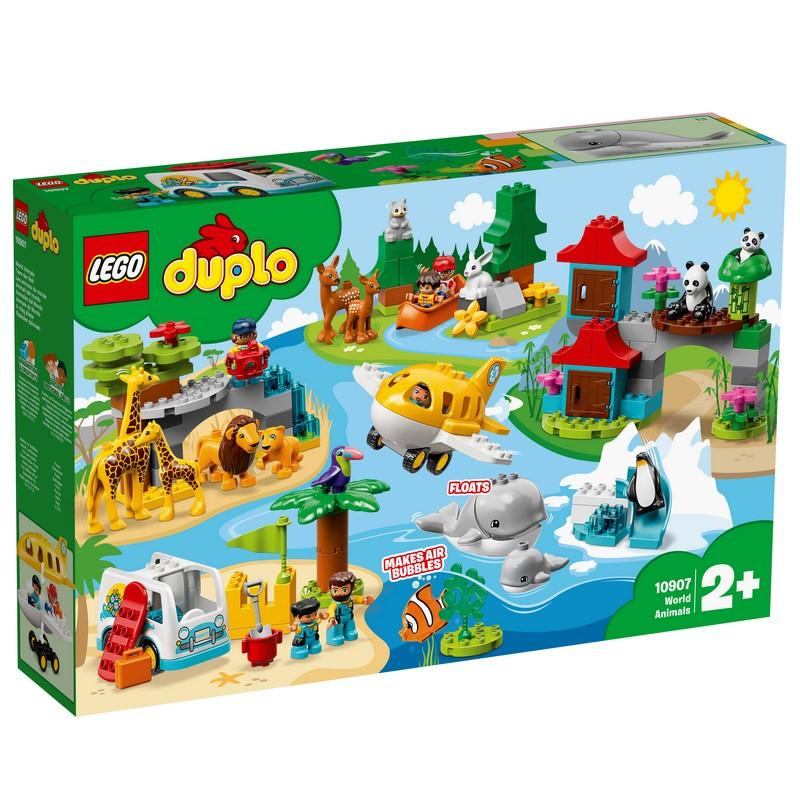 10907 World Animals - LEGO® Bricks World