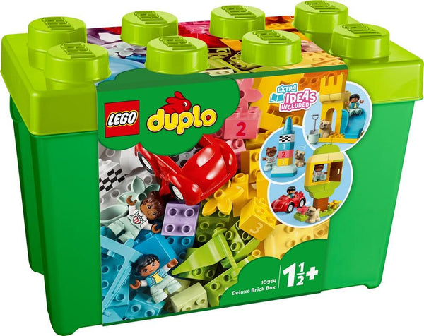 10914 Deluxe Brick Box - LEGO® Bricks World