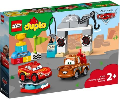 LEGO® DUPLO® - 10924 Lightning McQueen's Race Day