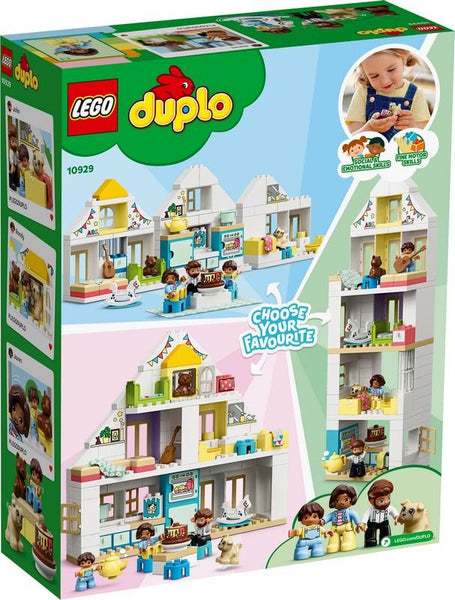 10929 Modular Playhouse - LEGO® Bricks World
