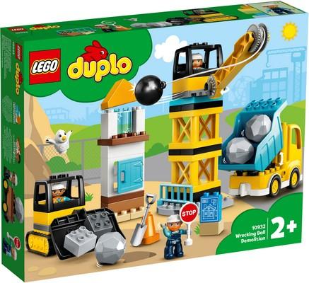 LEGO® DUPLO® - 10932 Wrecking Ball Demolition