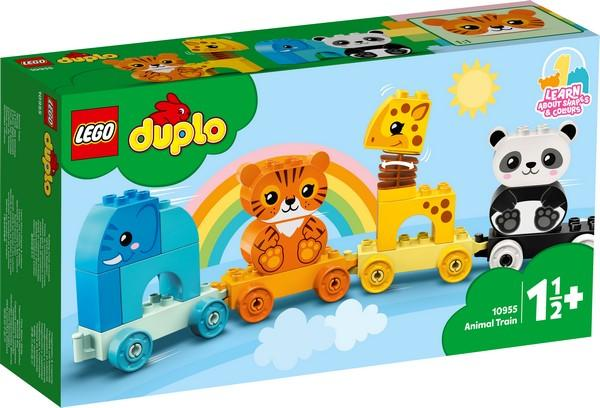 LEGO® DUPLO® - 10955 Animal Train