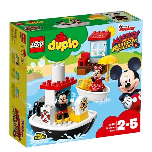 10881 Mickey's Boat - LEGO® Bricks World