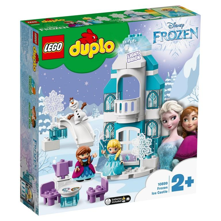 10899 Frozen Ice Castle - LEGO® Bricks World