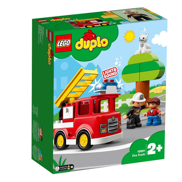 10901 Fire Truck - LEGO® Bricks World