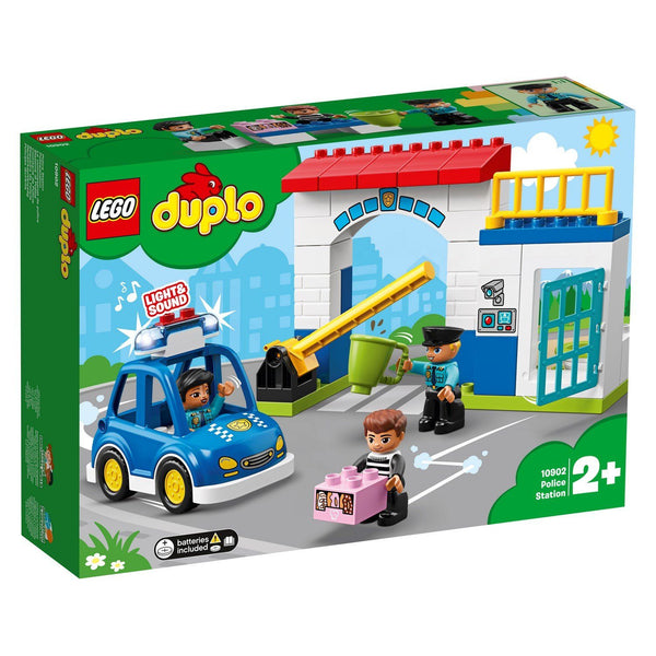10902 Police Station - LEGO® Bricks World