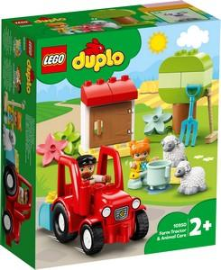 LEGO® DUPLO® Town - 10950 Farm Tractor & Animal Care