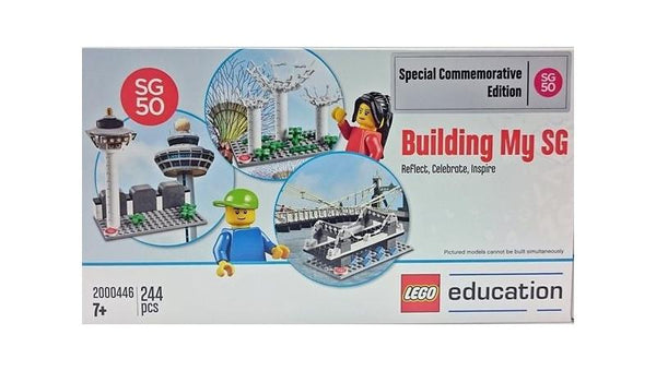 2000446 Building My SG Set : SG50 Special - LEGO® Bricks World