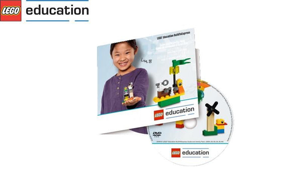 2045110 BuildToExpress Guide and Activity Pack - LEGO® Bricks World