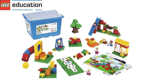 45001 Playground (DUPLO) - LEGO® Bricks World