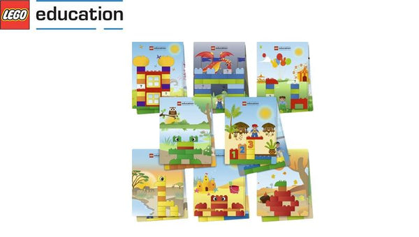 45080 Creative Cards (DUPLO) - LEGO® Bricks World