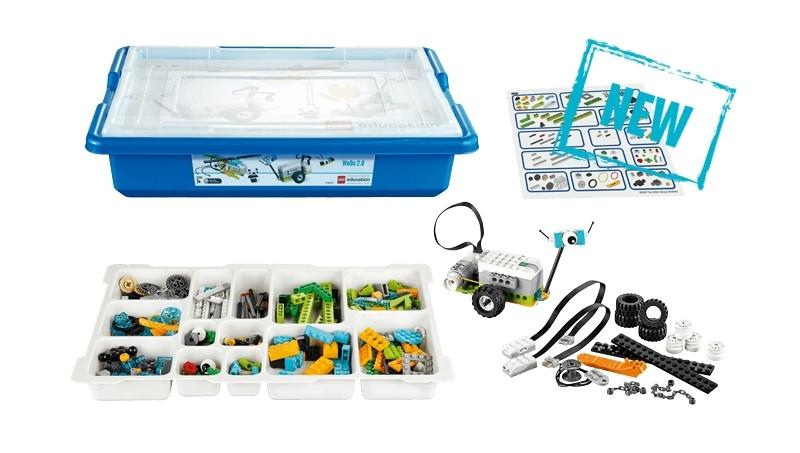45300 WeDo 2.0 Core Set - LEGO® Bricks World