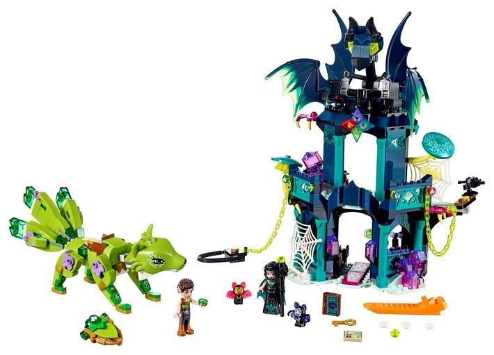 41194 Noctura's Tower & the Earth Fox Rescue - LEGO® Bricks World