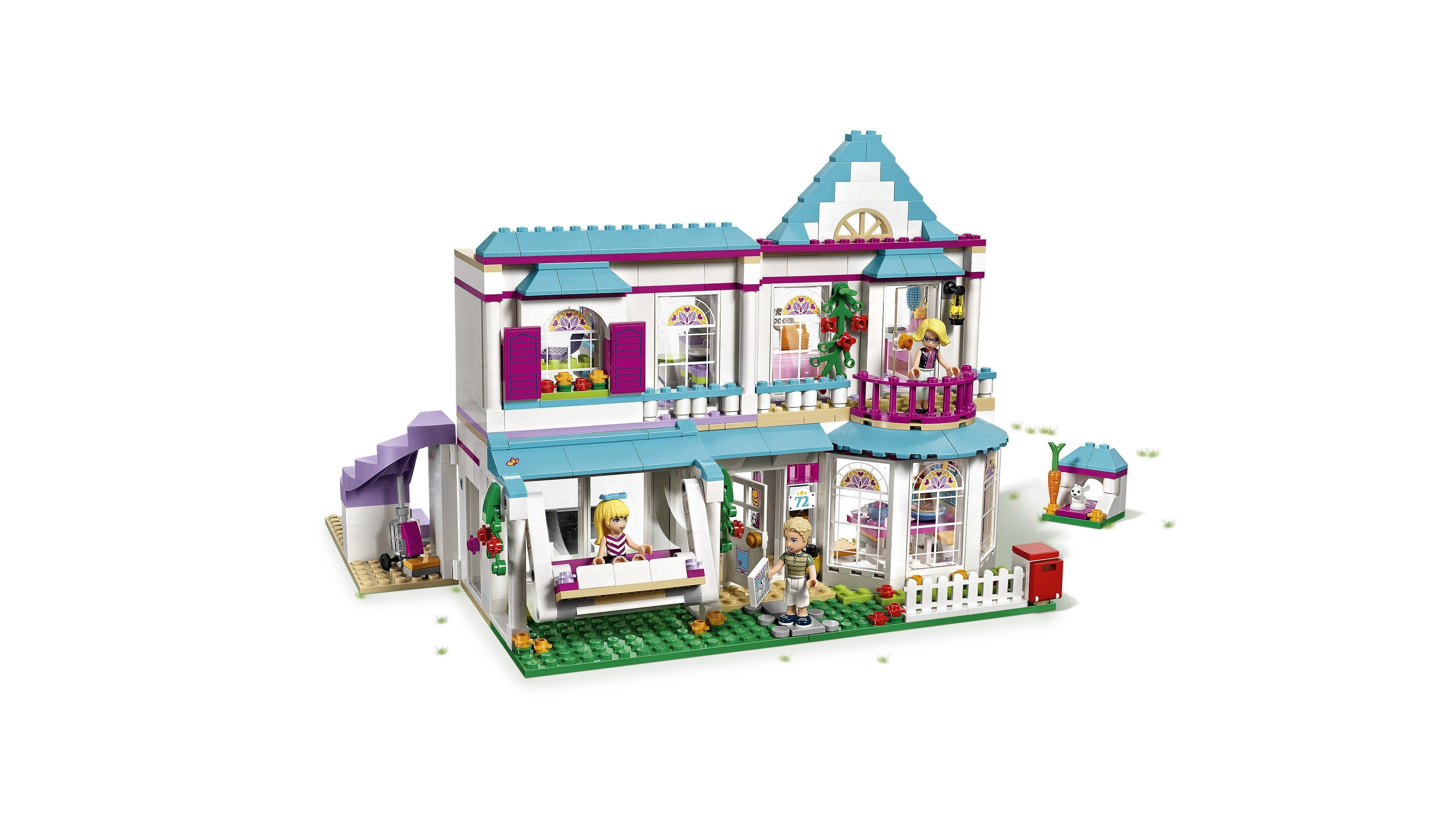41314 Stephanie's House - LEGO® Bricks World