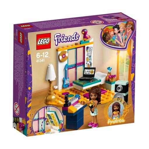 41341 Andrea's Bedroom - LEGO® Bricks World