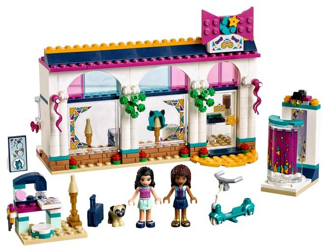 41344 Andrea's Accessories Store - LEGO® Bricks World