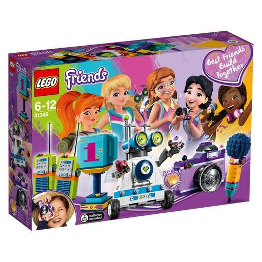 41346 Friendship Box - LEGO® Bricks World