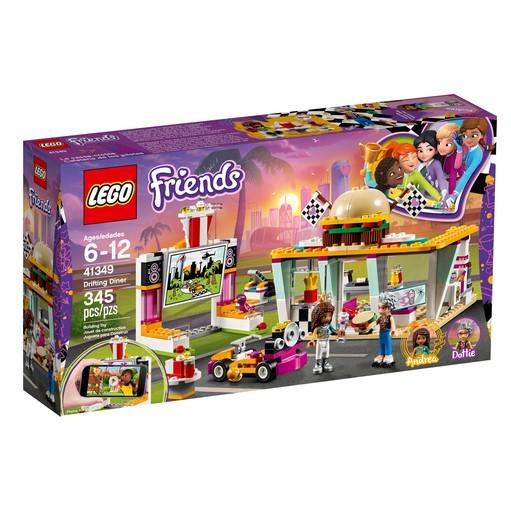 41349 Drifting Diner - LEGO® Bricks World